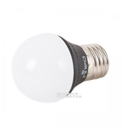 HiLed Bohlam Led DC Bulb 3W 12V E27