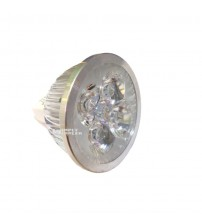 Generic LED 4W MR16 Fitting 12V DC