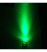 Green Color LED 3W E27 Bulb
