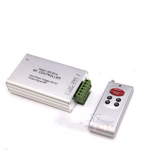 RGB Strip Controller 12A Radio Frequency