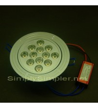 Generic Ceiling Light 12W