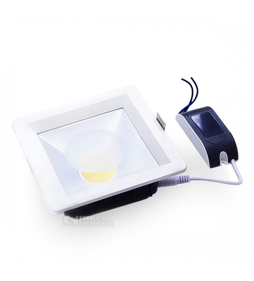 Downlight Generic COB Square 12W