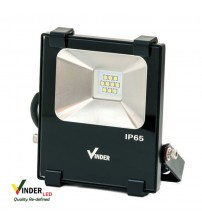Floodlight Vinder Led 10W - Slim Series