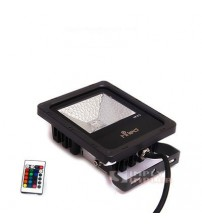 Floodlight HiLed RGB 10W