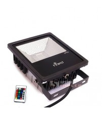 Floodlight HiLed RGB 30W