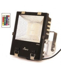 Floodlight HiLed RGB 100W