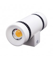 Lampu Dinding Wall Led 2 x 3W Two Way
