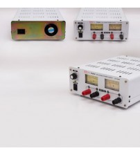Adjustable Power Supply 0-24V with Digital Display and current limiter