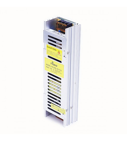 HiLed Switching Power Supply 12V DC 12,5A - High Quality