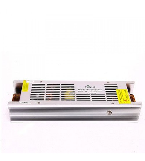 HiLed Switching Power Supply 12V DC 20.8 A - Non Fan Series
