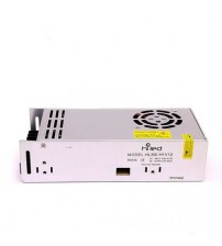 HiLed Switching Power Supply 12V DC 29.2 A - High Quality