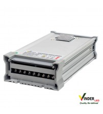Vinder Rain Proof Power Supply 12V DC 33A - High Quality